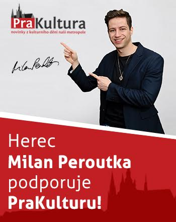 Herec Milan Peroutka podporuje PraKulturu