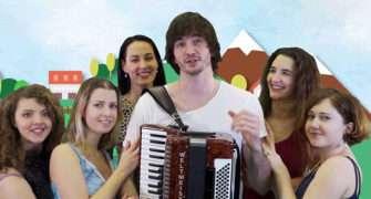 Petr Luffner videoklip