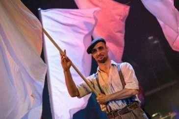 Peter Strenáčik je druhým tahounem představení