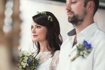 Ivana Korolová jako nevěsta