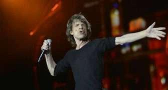 Britská kapela Rolling Stones se po patnácti letech vrátila do Prahy.