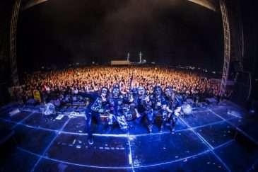Na koncerty kapely Dymytry chodí tisíce fanoušků.