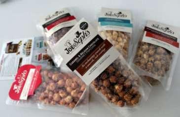 Popcorny od mistrů Joe & Seph's