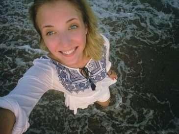 Anna Slováčková v Turecku