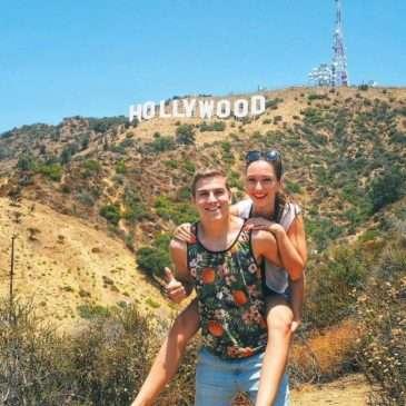 David Gránský a přítelkyně Nikola se podívali do Ameriky