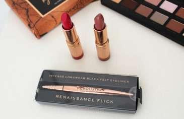Makeup Revolution Renaissance Flick