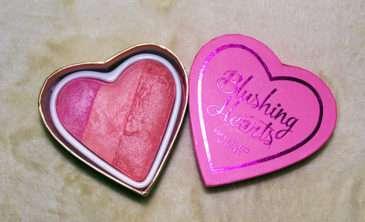 I♥MAKEUP tvářenka Candy Queen Of Hearts