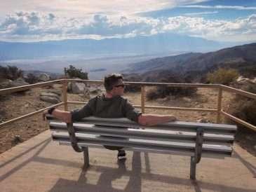 Kazma v Joshua Tree National Parku