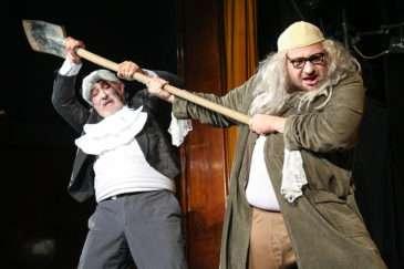 Milan Enčev a Jan Rosák