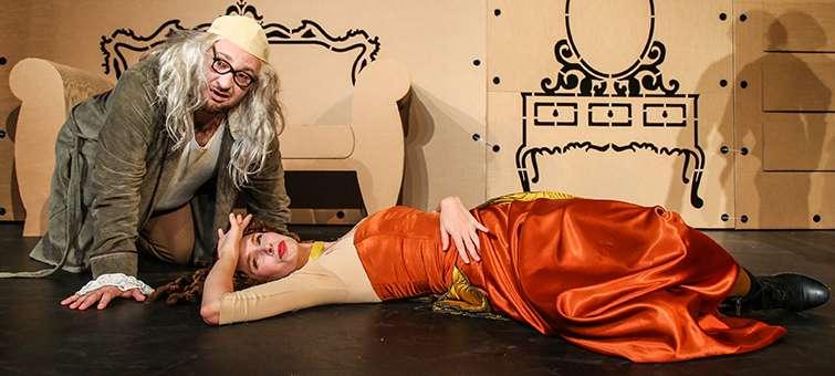 Lakomec - Divadlo Radka Brzobohatého