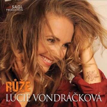 Lucie Vondráčková a její nové album Růže