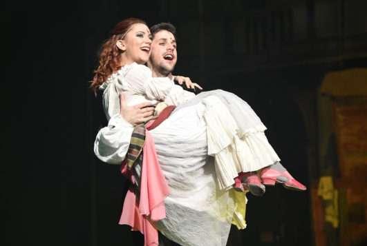 Ivana Korolová a Petr Ryšavý