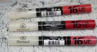 Soutěž Dermacol 16H Lip Colour