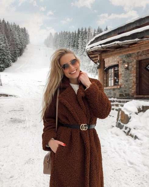 Misska Karolína Mališová vycestovala do Jeseníků