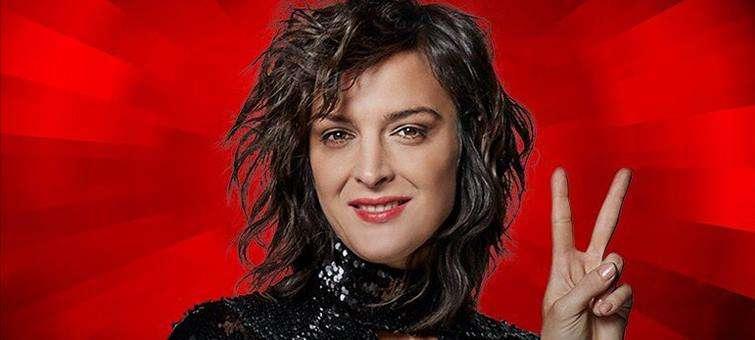 Jana Kirschner, porotkyně The Voice Česko Slovensko