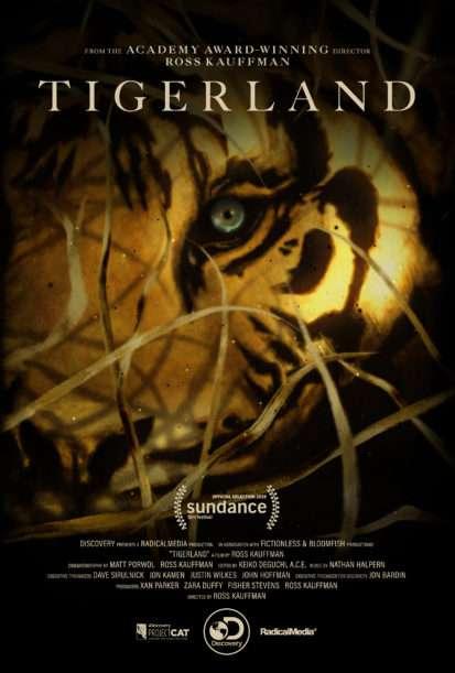 Kanál Discovery Channel odvysílá dokument Země tygrů
