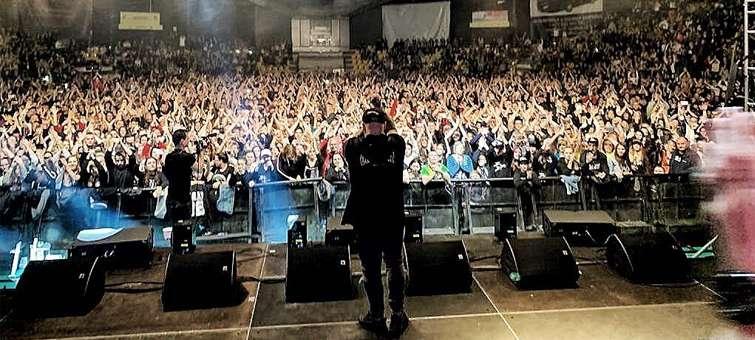 Kali obdržel platinovou desku za album Dovi Dopo