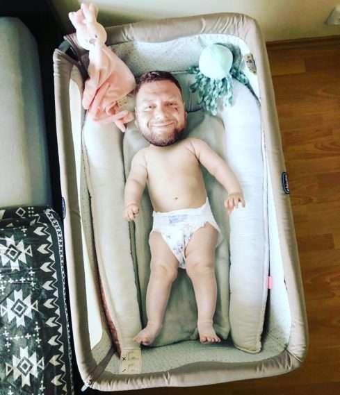 Jak vypadal Kali, když se narodil? Takhle!