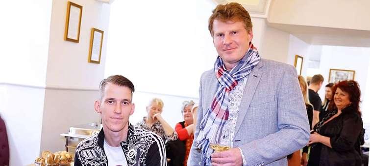 Petr Batěk a Radek Zelinka