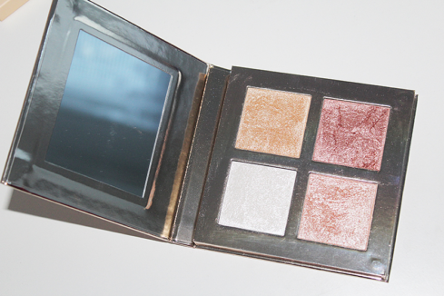 Makeup Revolution London Face Quad