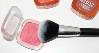Tvářenka Melon Dollar Baby od L`Oréal