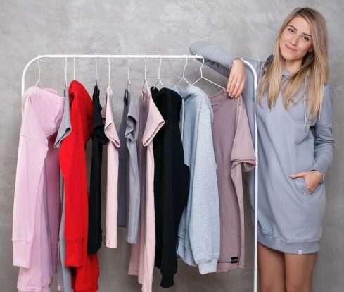 Veronika Kopřivová si práci s módou užívá