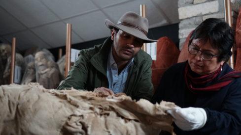 Rozbalené mumie poběží na televizních obrazovkách od 4. května