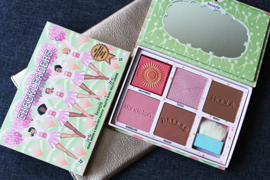 BENEFIT COSMETICS Cheekleaders Pink Squad