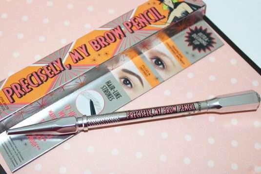 Benefit Cosmetics tužka na obočí Precisely, My Brow