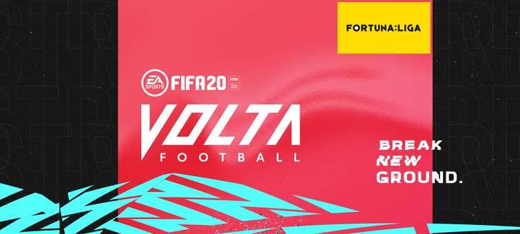 Fifa 20 bude obsahovat režim Volta. Co Fortuna liga?