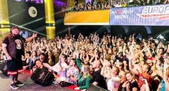Raper Kali ovládl hudební ceny rádia Europa 2