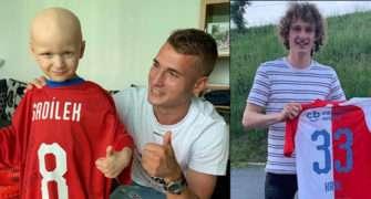 Michal Sadílek a Alex Král se zapojili do charitativní akce. Podpořte výzvu borců