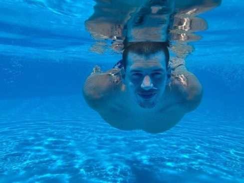 Muzikálový herec je v moři jako ryba ve vodě