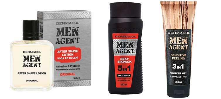 Dermacol Men Agent soutěž