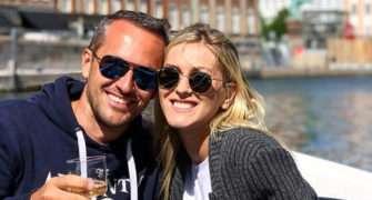 Manželé na dovolené v Kodani