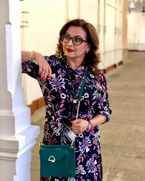 Dana Morávková na KVIFF
