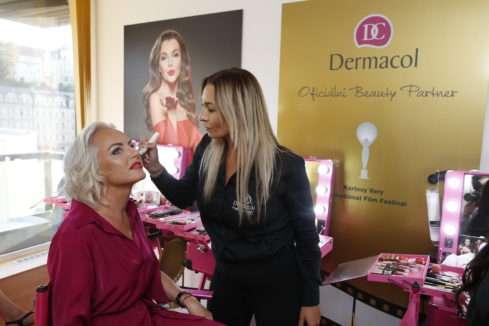 Martina Pártlová spolupracuje se značkou Dermacol