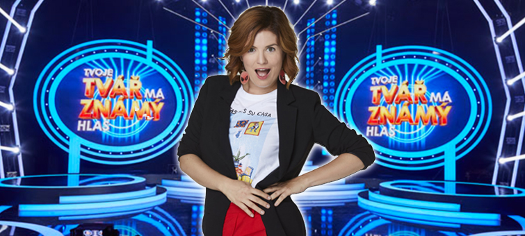 Zuzana Norisová bude v pořadu Tvoje tvář má známý hlas. Začne v září 2019