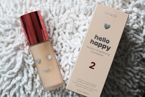 Hello Happy Flawless Brightening Foundation, odstín č. 2