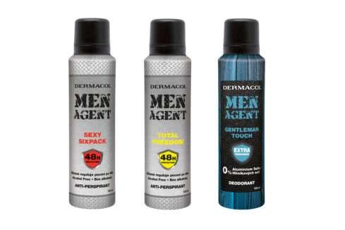Dermacol Men Agent deodoranty