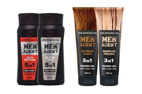 Dermacol Men Agent sprchové gely