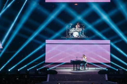 Frontman Michaela Kluch & Queenie mají vymakaná vystoupení