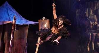 Muzikál Tarzan Divadlo Hybernia