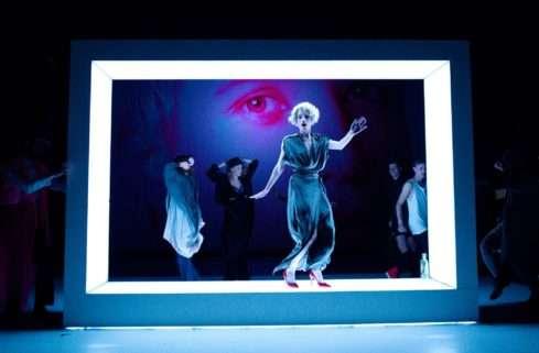 Dan Krejčík v představení Dánská dívka