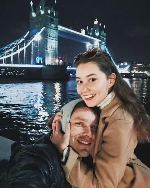 Sabina Rojková a Pavel Callta objevovali krásy Londýna