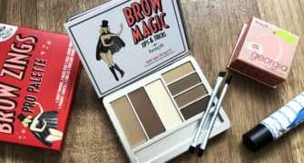Benefit Cosmetics novinky 2020